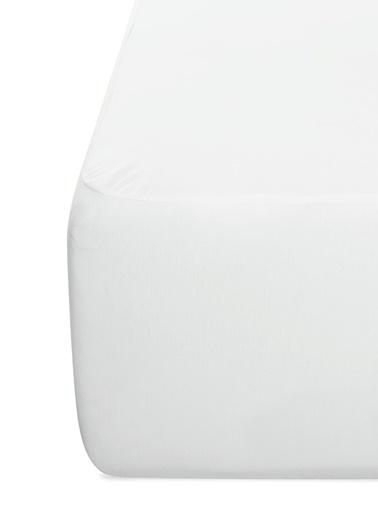 Penelope Penelope Pamuk Penye Sıvı Geçirmez Çocuk Yatak Alezi  70x140+40 Cm Beyaz